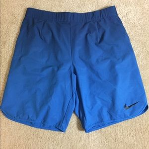 "Nike Ace Gladiator 9"" Tennis Short Navy - Medium"